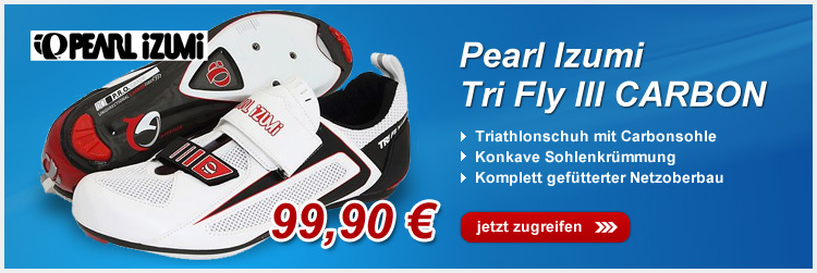 Pearl Izumi Tri Fly III CARBON
