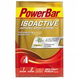 3,48€/100g Powerbar ISOACTIVE- Isotonic Sports Drink 1 Portion Red Fruit Punch