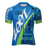 Zoot Ultra Cycle Ali'i Jersey zoot blue/ green flash Radtrikot