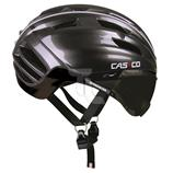 Casco Speedster TC plus Radhelm gunmetall mit Visier schwarz