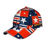 thumb_pic_a: Headsweats HAT Loudmouth 1702-401s Betsy Ross HSLPH_BR
