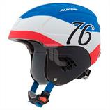 Alpina Carat LE Skihelm A9042381 blue-white Kinder