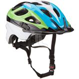 Alpina Rocky Radhelm Kinder A962938 black blue-green