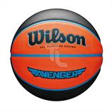 Wilson AVENGER Basketball orange blau schwarz WTB5550XB0701