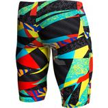 thumb_pic_b: Tyr Schwimmhose Jammer Prelude Avictor Short APM6A004 Blk/ Multi APM6A004