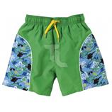 Beco Sealife Shorts Badehose Kinder grün 0/004192
