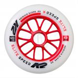 K2 Elite Wheel Each 120mm Inline-Räder30B3013 1Stk