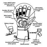 thumb_pic_b: Alpenheat beheizter Handschuh AG2 Fire Gloves