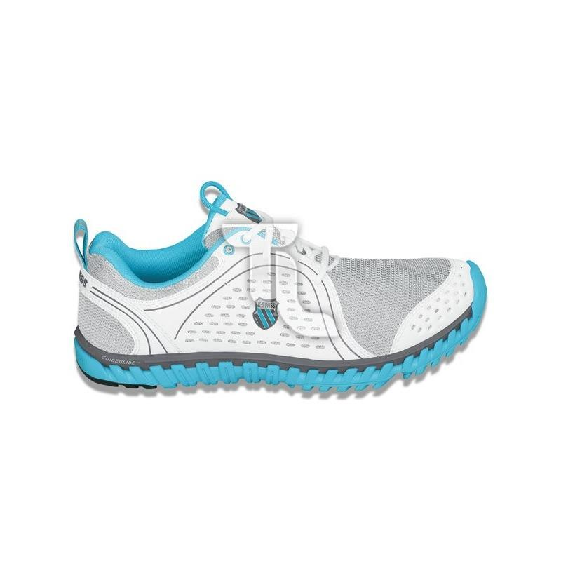 Pic_A:K - Swiss Blade Foot Run weiß/blau Damen