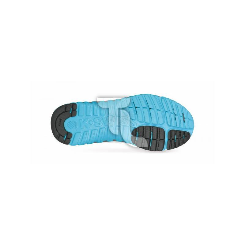 Pic_B:K - Swiss Blade Foot Run weiß/blau Damen