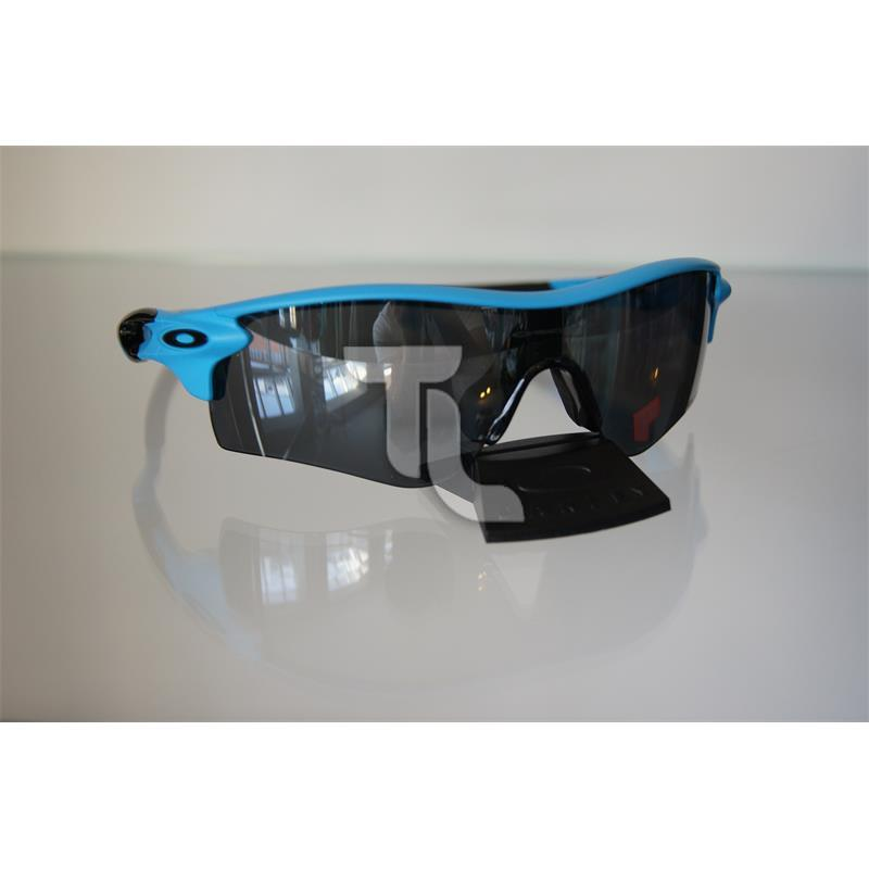 oakley radarlock path blue  oakley sonnenbrille radarlock