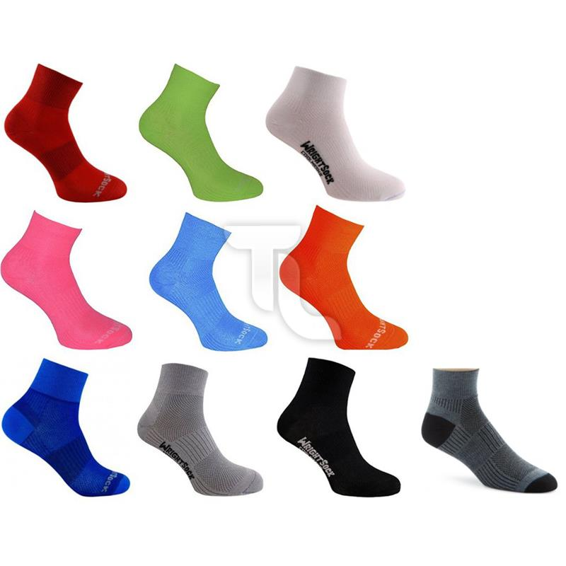 Pic_A:WrightSock Coolmesh II Quarter normale Höhe