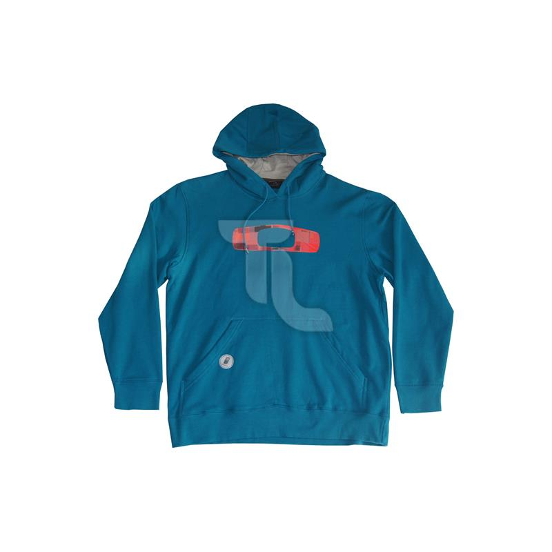 Pic_A:Oakley 471677-67M Defendable Pullover blue