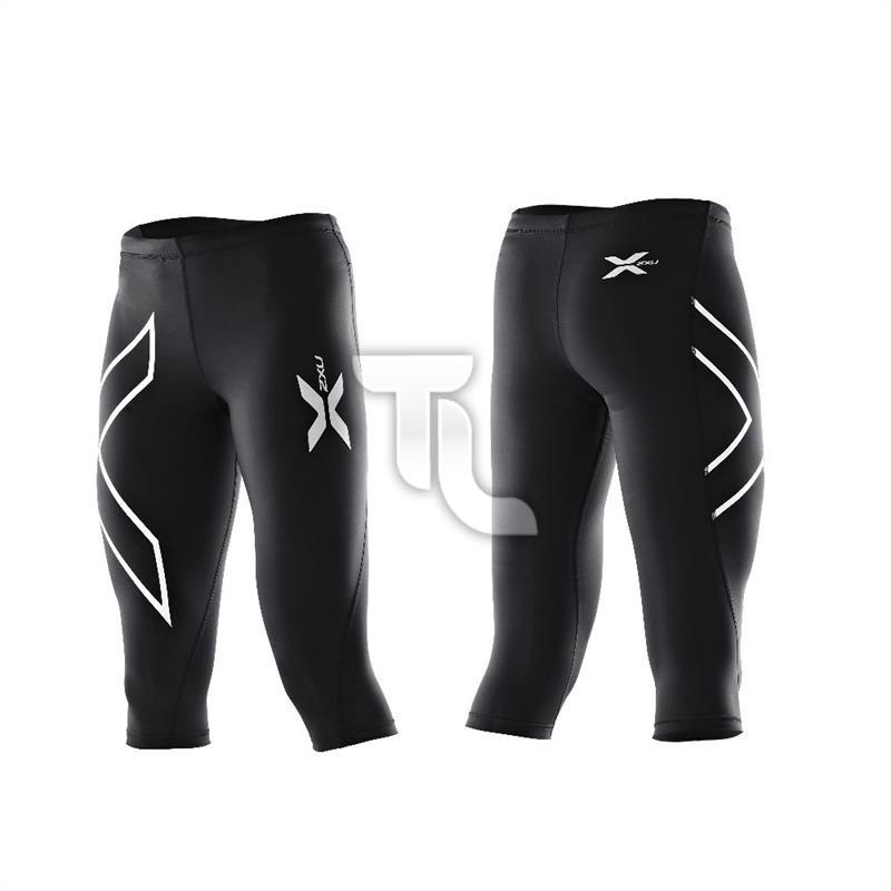 Pic_A:2xu 3/4  Compression Tight Damen