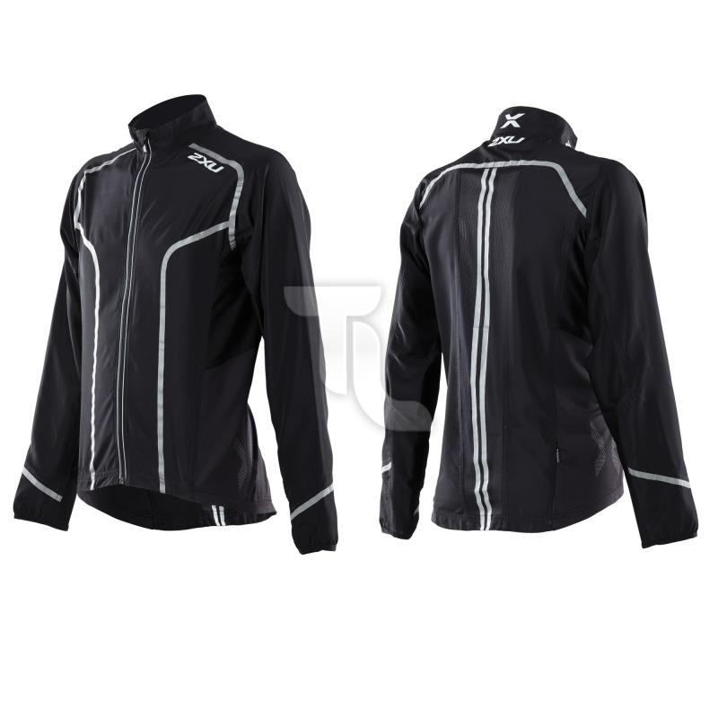 Pic_A:2xu Active 360 Run Laufjacke MR1923a schwarz