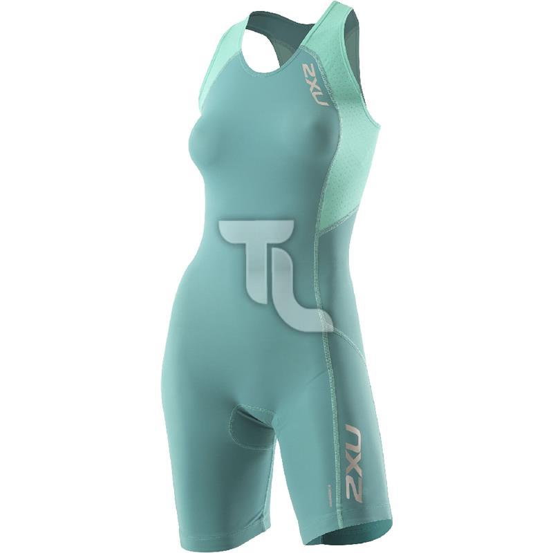 Pic_D:2xu Triathloneinteiler Comp Backzip Frauen WT1840d