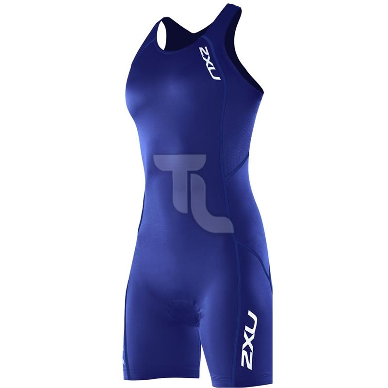 Pic_F:2xu Triathloneinteiler Comp Backzip Frauen WT1840d