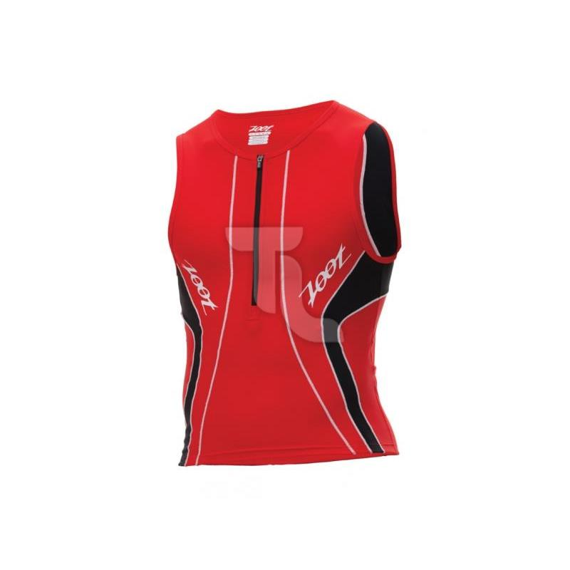 Pic_A:Zoot Performance Tri Tank red/black 2621302.1.4