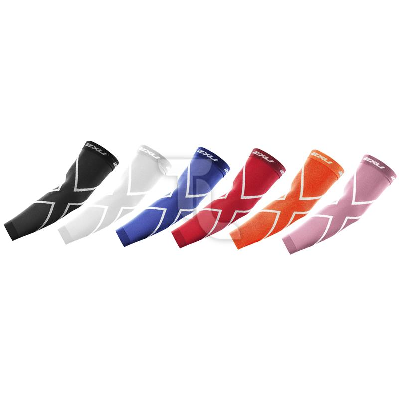 Pic_A:2xu Arm Sleeve Kompression UA2594a