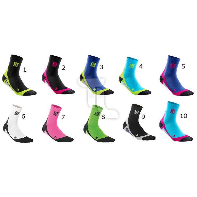 Pic_A:CEP Dynamic Short Socken (Kompression)