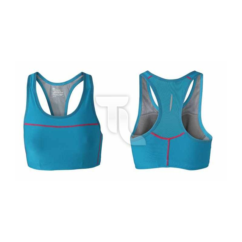 Pic_B:James Nicholson Damen Sports Tri Bra JN448 (Sport BH)