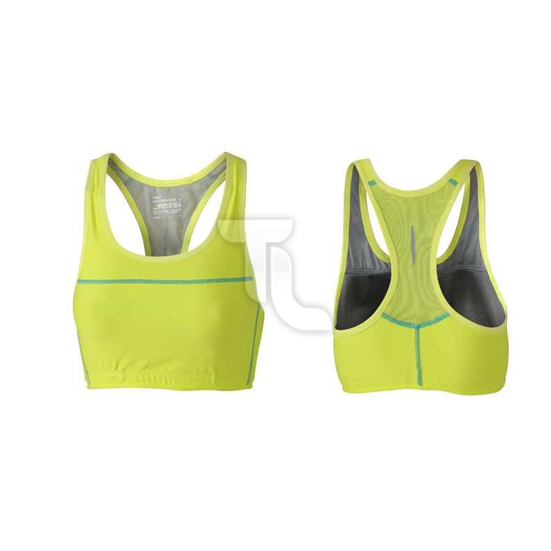 Pic_C:James Nicholson Damen Sports Tri Bra JN448 (Sport BH)