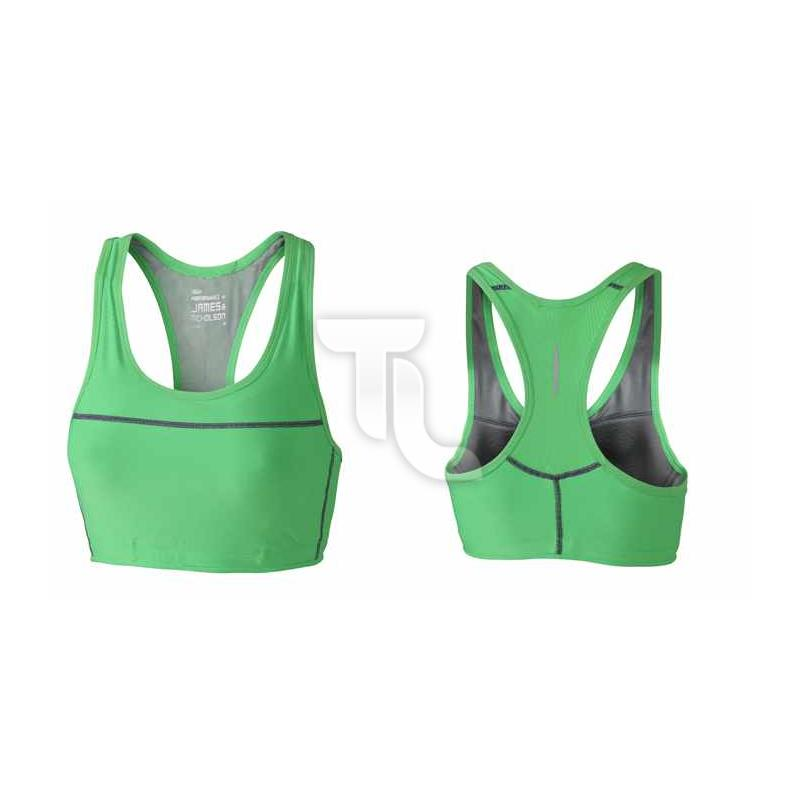 Pic_D:James Nicholson Damen Sports Tri Bra JN448 (Sport BH)