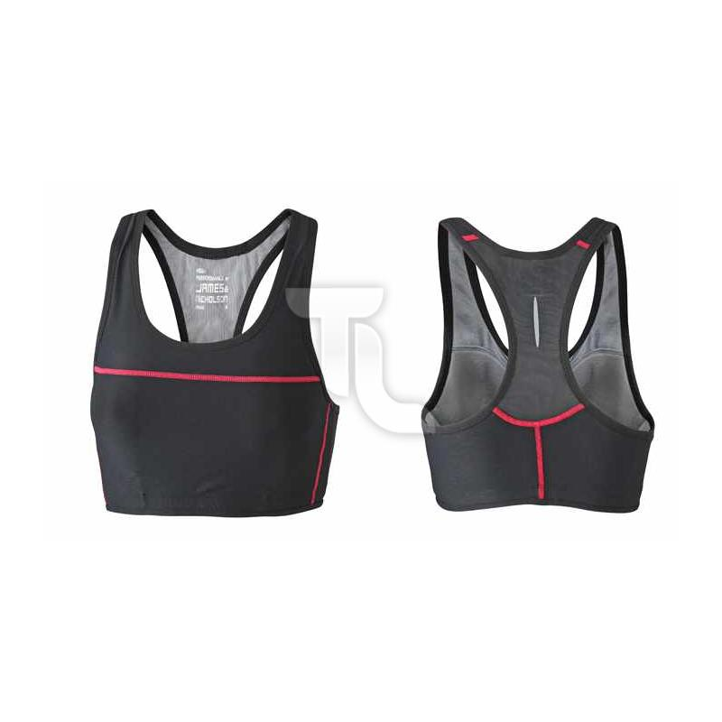 Pic_E:James Nicholson Damen Sports Tri Bra JN448 (Sport BH)