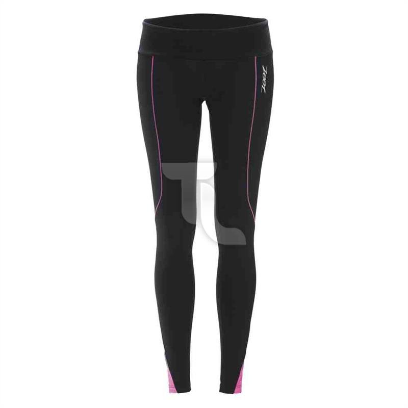 Pic_A:Zoot Women's Performance Run Pulse Tight black/pink 2634265.1.1.