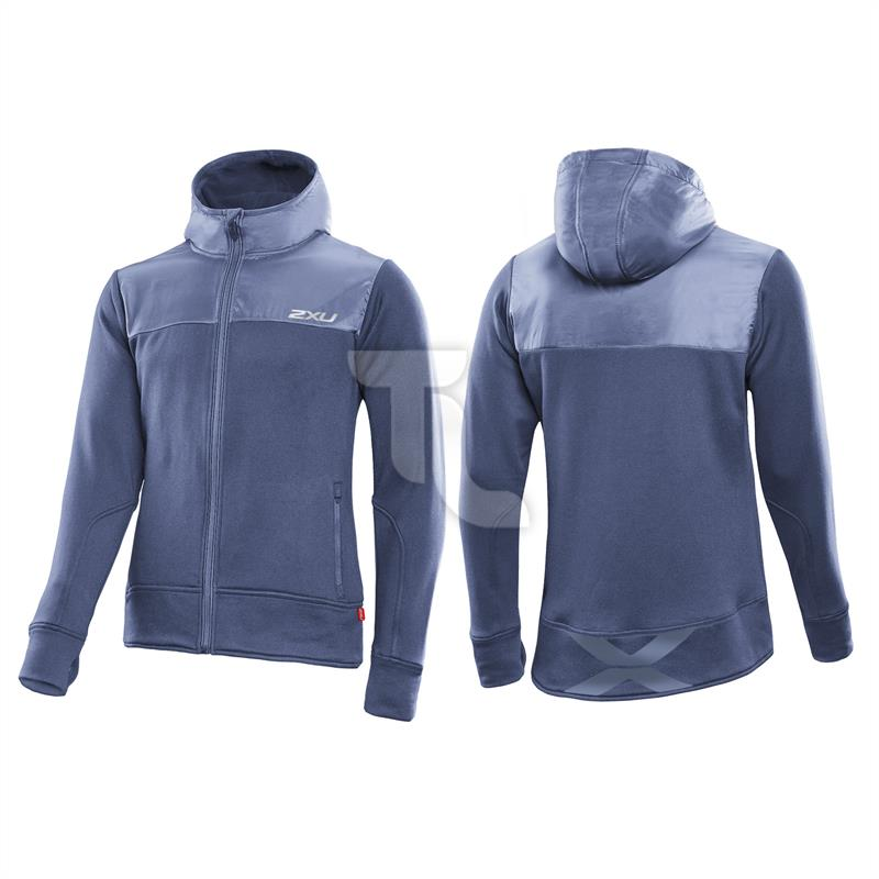Pic_B:2xu Active Fleece Cruizer Jacke Herren MR2476