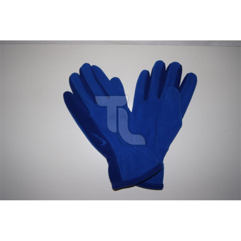nike handschuhe fleece sport gloves blau herren. Black Bedroom Furniture Sets. Home Design Ideas