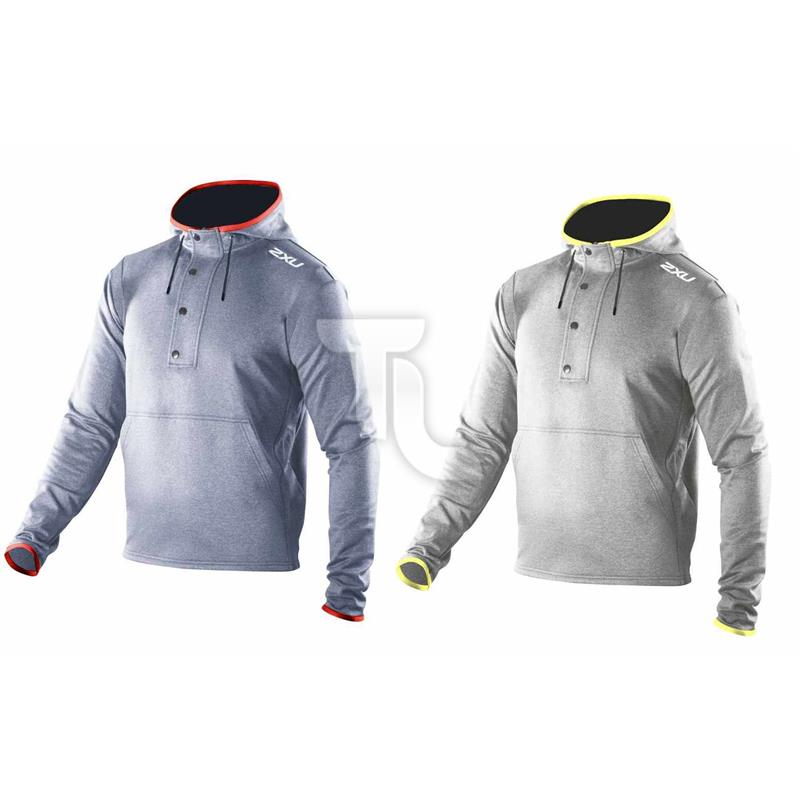Pic_A:2xu Men's Recovery Jacket MR2197
