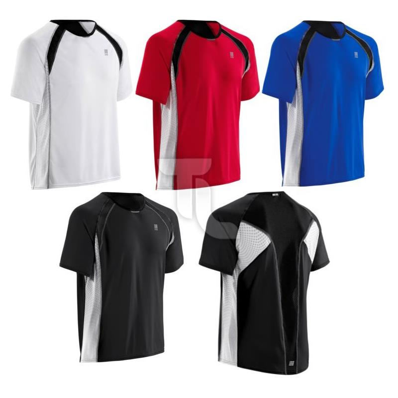 CEP Active  Run Tec Tee - Run Shirt Herren W313