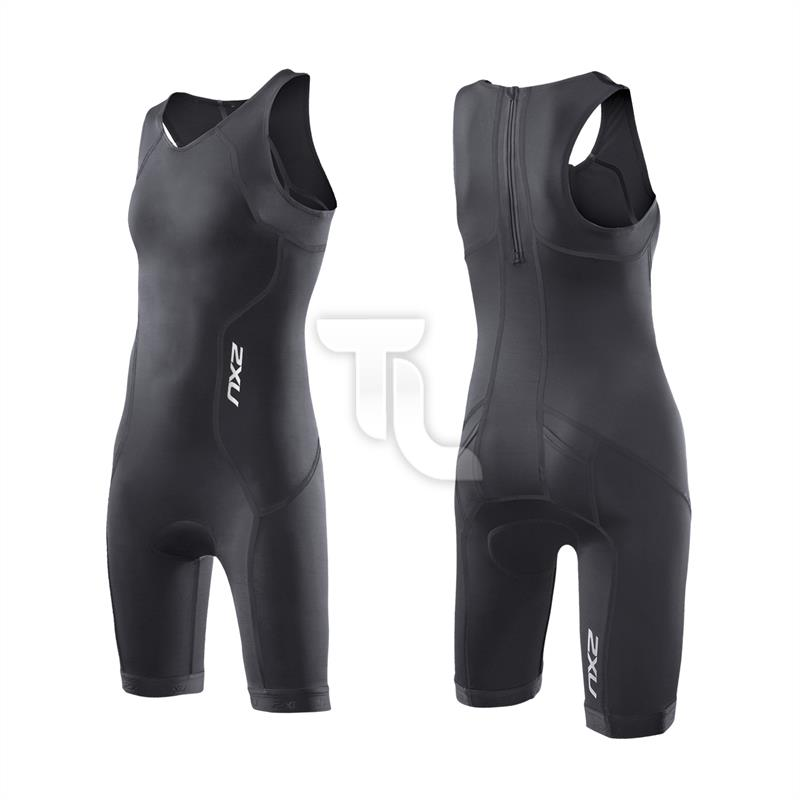 Pic_C:2xu Triathloneinteiler Youth Trisuit Girls CT2722 Kinder