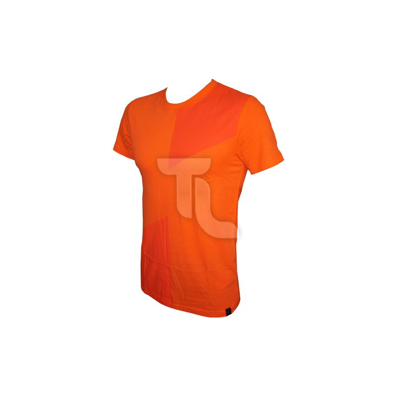 Pic_A:Nike T-Shirt orange Herren 451844