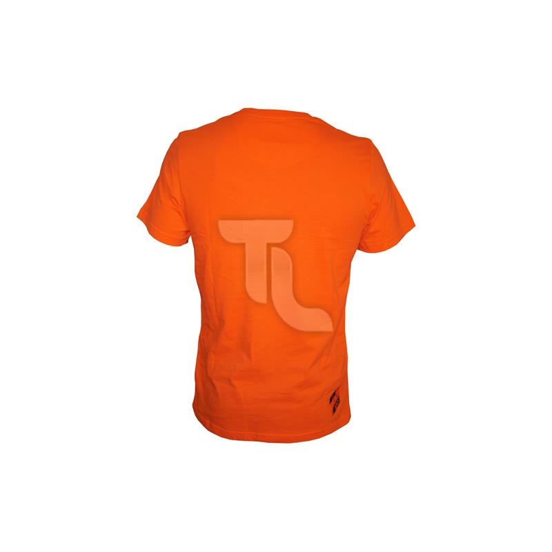 Pic_B:Nike T-Shirt orange Herren 451844