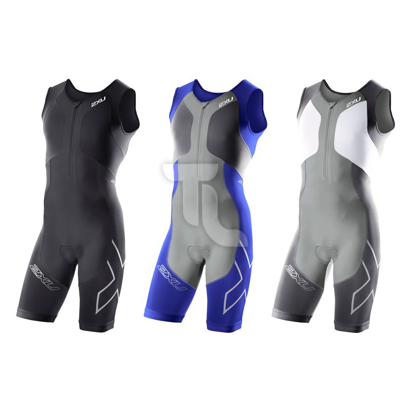 Pic_A:2xu G:2 Compression Triathloneinteiler MT2847d Men