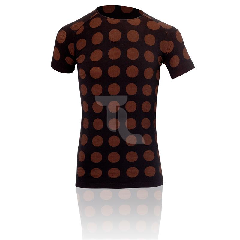 Pic_A:F-Lite Ultralight 70GP T-Shirt Herren schwarz/orange
