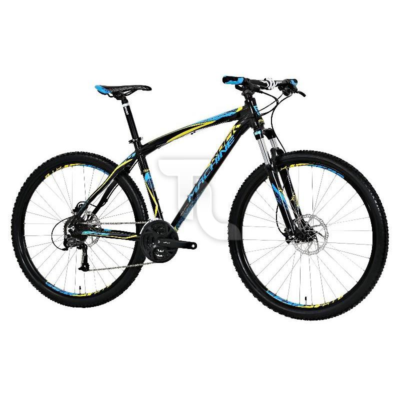 Pic_A:Mountainbike 27'' Rock Machine Heatwave 90 27Gg Acera RH 19,0'' 500951914