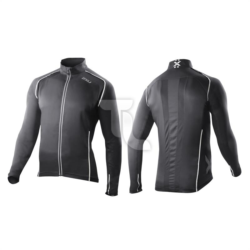 Pic_B:2xu Active 360 Run Laufjacke MR2972 Herren