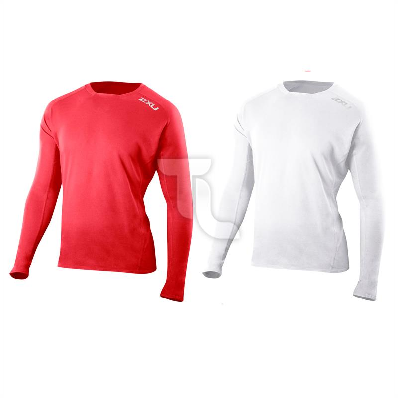 Pic_A:2xu G:2 Comp Top MR2976 Herren Langarmshirt