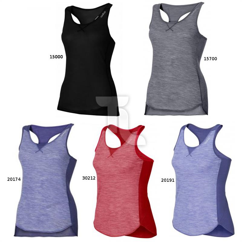 Pic_A:Odlo Unterhemd Damen Revolution Light 110091 Singlet crew neck 210502