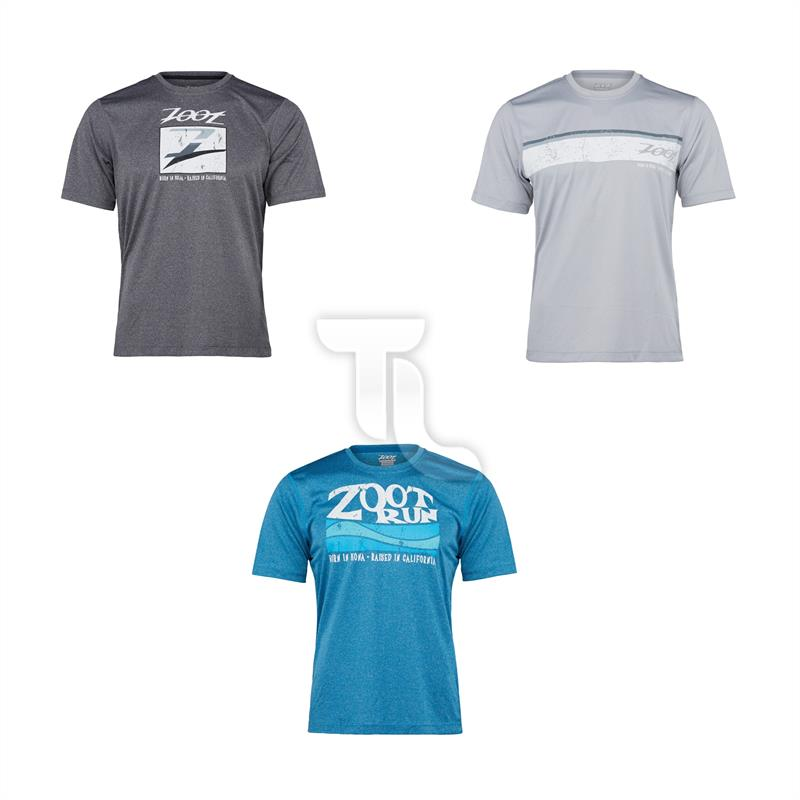 Pic_A:Zoot Run Surfside Graphic Tee Herren Shirt 2651204.1 2651204.1