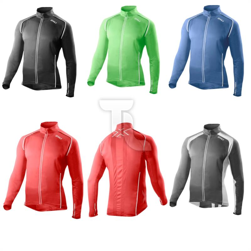 Pic_A:2xu 360 Run Jacket All Season Herren MR3191a