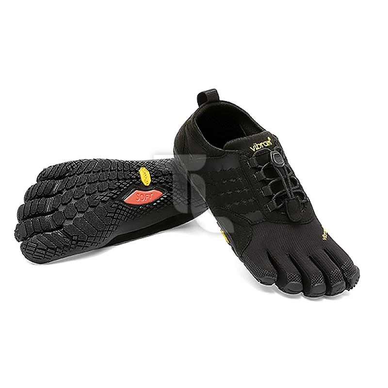 Pic_A:Vibram Five Fingers - Trek Ascent 15W-4701 Black Damen