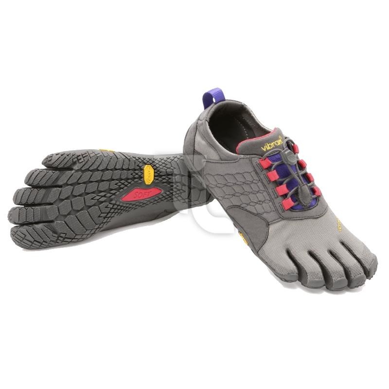 Pic_A:Vibram Five Fingers - Trek Ascent 15W-4703 DarkGrey/Lilac Damen
