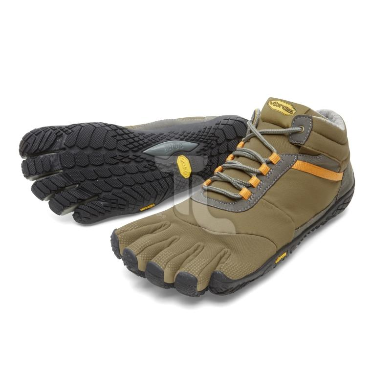Vibram Five Fingers Trek Ascent Insulated 15M-5301  khaki/orange Herren
