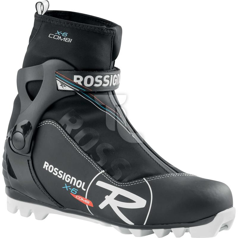 Pic_A:Rossignol X-6 Combi Nordic Boot Skischuhe RIEW210 RIEW210
