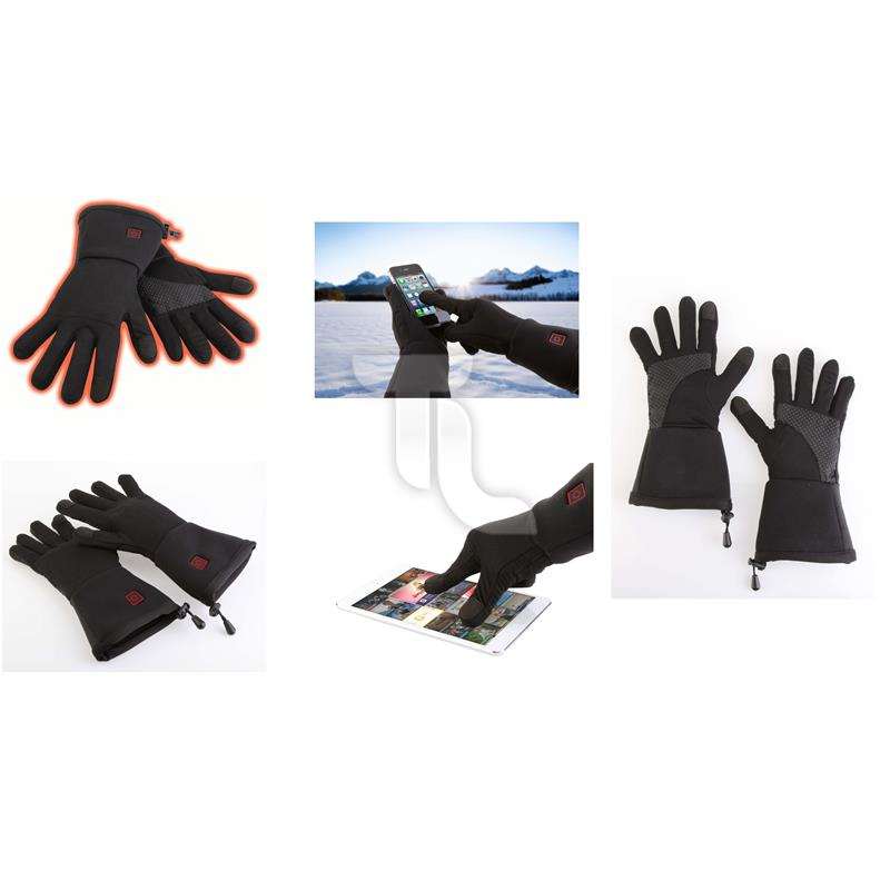 Pic_A:Thermo Gloves Touch Screen Winterhandschuhe