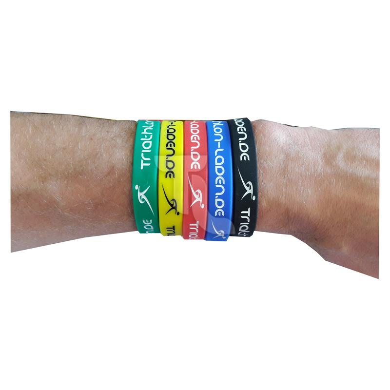 Pic_B:Triathlonladen Team Fan Armband Silikon